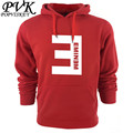 2016 Autumn Winter Men's Hoodies Eminem Printed Thicken Pullover Sweatshirt Men Sportswear New  Fashion Coats