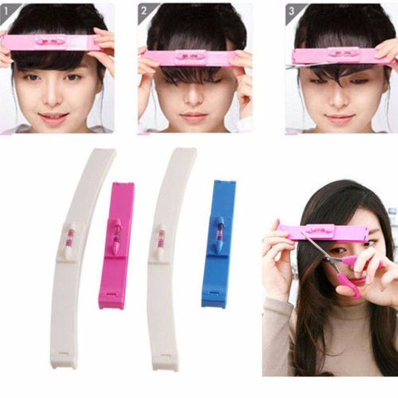 1Set Hair Trimmer Fringe Cut įrankių kirpimo aksesuarai mieliems - Plaukų priežiūra ir stilius