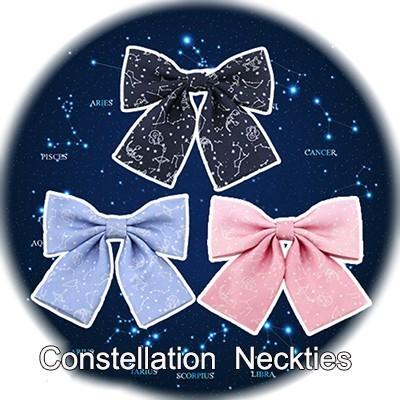 VALICLUD Noeud Papillon pour Femme Japonais Lolita Uniforme Scolaire R/églable Fleur de Cerisier Noeud Papillon pour Cosplay Costume Accessoires