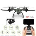 JXD 506 W Wifi FPV Com A Câmera de 2MP Modo Headless Air Imprensa Hold Altitude RC Quadcopter RTF 2.4 GHz