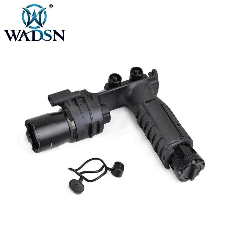 WADSN surefir tactique fusil lumière pistolet lumière lampe de poche M910A VERTICAL FOREGRIP arme lumière Airsoft lumière lanterne WEX202