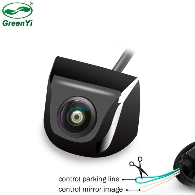 Fisheye Objektiv Sternenlicht Nacht 170 Grad HD Sony/MCCD Auto Hintere Ansicht rückseite Kamera Für Parkplatz Monitor
