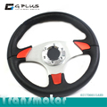 Racing Style 330mm Alloy Steering Wheel UNIVERSAL 0015ABL