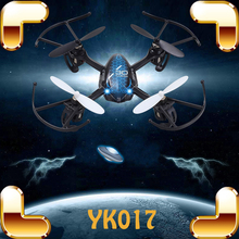 Christmas Gift Predator 2.4G RC Quadcopter Ceiliing Flying Children Toys 3D Rotation Mini UFO VS JXD385 Electric Aircraft
