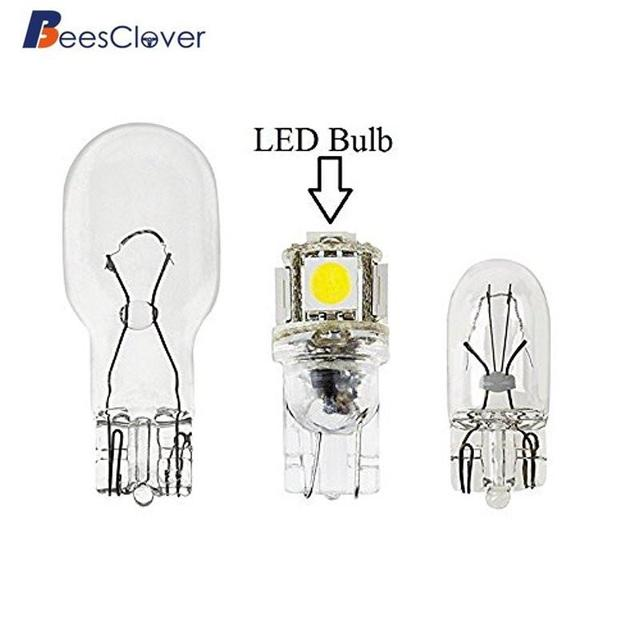 beesclover 10x led replacements for malibu landscape light 5 led smd