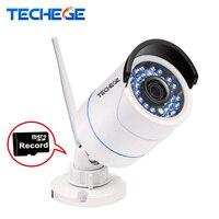 Techege 1280 X 960P CCTV IP Camera HD 1 3MP Wifi Camera IP Network P2P Wirless
