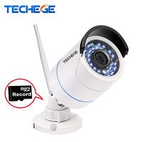 Techege 1280 X 960P CCTV IP Camera HD 1 3MP Wifi Camera IP Network P2P Wirless