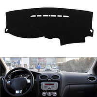 Fit For Ford For Focus 2005 2011 Car Dashboard Cover Avoid Light Pad Instrument Platform Dash