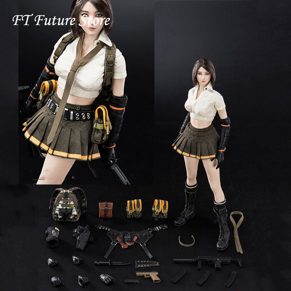 In The Past Toys 1//6 scale action figure leather Black Generals brief case