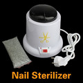 New Nail Tool Sterilizer Hot Nail Tips110V-240V Nail Art Tools Clean Machine High Temperature Sterilizer Box & Tools Nail Tools