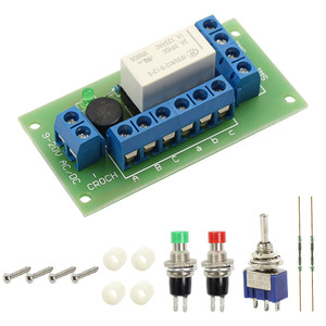 Image 1 - Diretoria De Distribuição De Energia conjunto 1 Distribuidor para a Tensão DC e AC NOVO modelo de trem escala ho ferroviária PCB009 modelagem