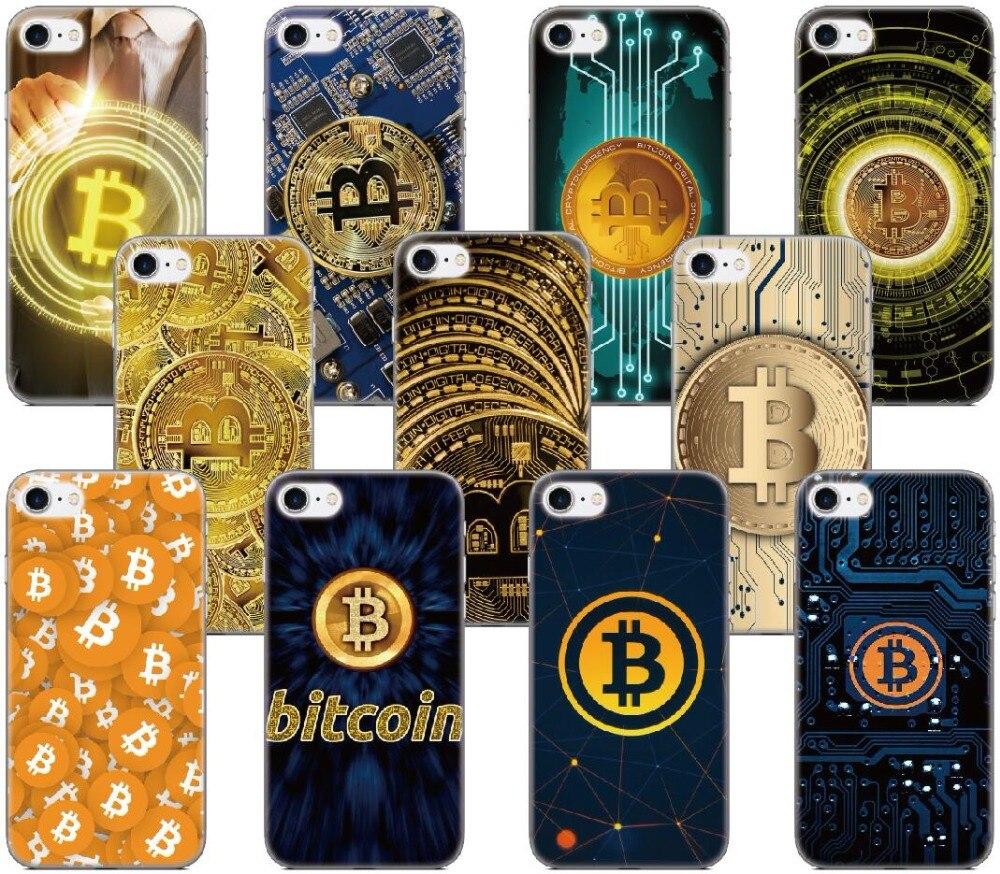 Bitcoin Cash Money Capa Case For Samsung Galaxy A5 A7 2018 Version S9 Plus S5 S6 S7 Edge Note 3 4 5 E5 Phone Cover Coque Fundas
