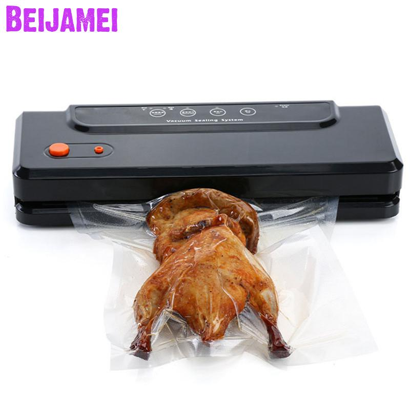 Beijamei New Arrival Vacuum Sealers Packing Household Film Sealer Vacuum Packer Sealing Machine for FoodBeijamei New Arrival Vacuum Sealers Packing Household Film Sealer Vacuum Packer Sealing Machine for Food