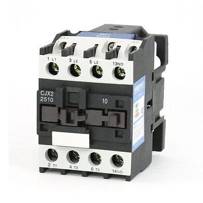 цена на CJX2-2510 AC Contactor 380V 50Hz Coil 25A 3-Phase 3-Pole 1NO
