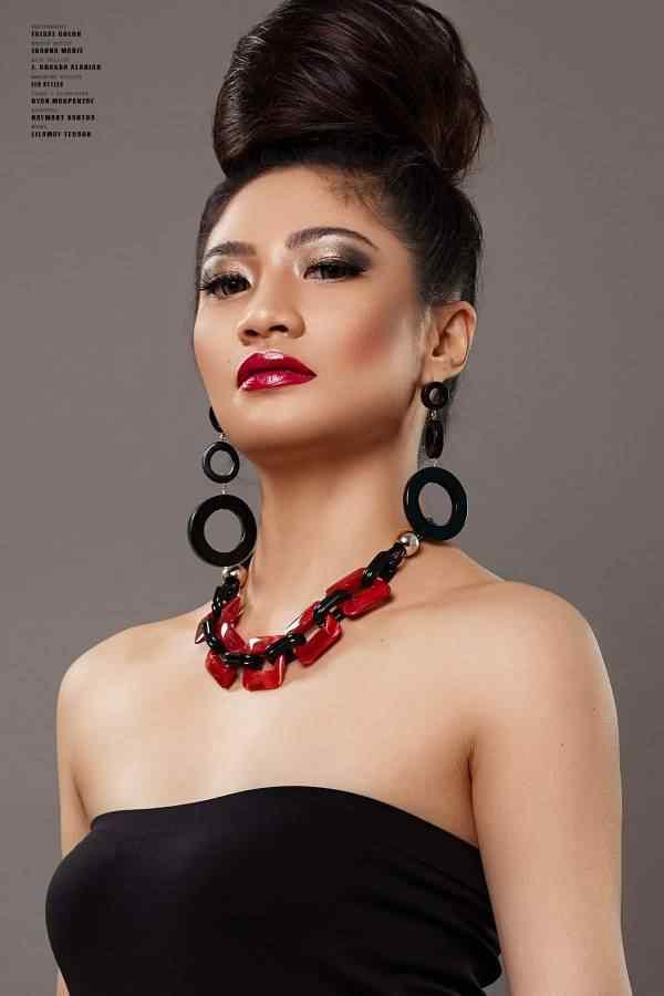ZHIMO צבע כיכר שרף אדום כחול ירוק שחור חבל שרשרת תליון אופנה סגנון אתני תכשיטי לנשים מסיבת חתונה