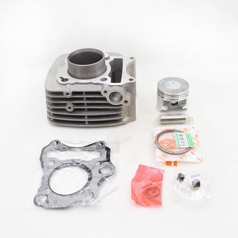 High Quality Motorcycle Cylinder Kit For Haojue Suzuki FW110 FW 110 110cc Underbone Engine Spare Parts