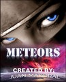 ITgimmick Free shipping Meteors (Gimmick) by Juan Mayoral , close up street stage magic tricks gimmick