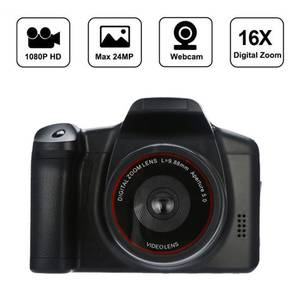 Video-Camcorder Appareil-Photo HD1080P 16MP Handheld 16x-Zoom Night-Vision