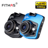 Factory Sales Original 1080P Full HD Car Dvr 170 Degree Wide Angle Car Camera Recorder With