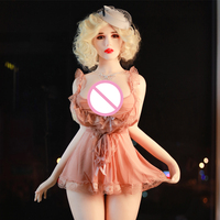 168cm Top Quality Real Sex Doll with Metal Skeleton, Full Size Silicone Oral Vagina Pussy Anal Adult huge breast sex Doll