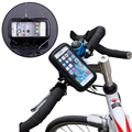 Для iPhone 6 6 s 6 Плюс 5 5S Сумка для Samsung Galaxy S6 S5 S7 S6 Край Примечание 3 4 Водонепроницаемый Велосипед Велосипедное Крепление Держатель случае