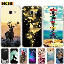 soft Silicone Case for Samsung A5 2017 Cases for Samsung Galaxy A5 2017 SM-A520F Cover das for Samsung Galaxy A5 2017 new