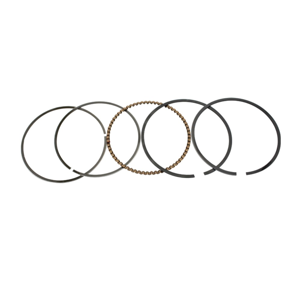 GOOFIT Piston Ring Set for GY6 150cc ATV, Go Kart, Moped