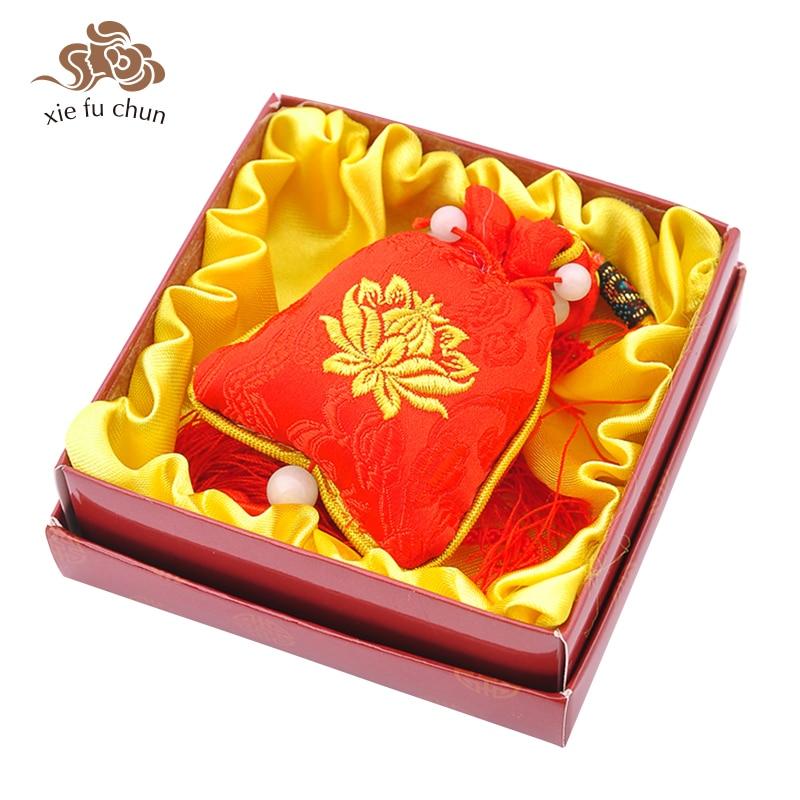 Xiefuchun Classic Osmanthus Perfume Sachet Scented Fragrance Bag Car Wardrobe Perfume Brand Fragrance Deodorant Bag XFC12 1