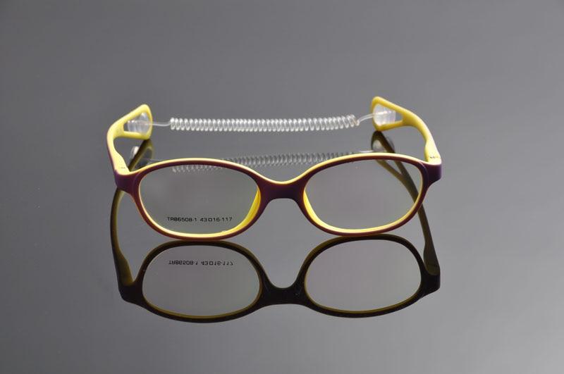 DEDING Okulary dziecięce z sznurkiem rozmiar 43, oprawka w kolorowe - Akcesoria odzieżowe - Zdjęcie 4