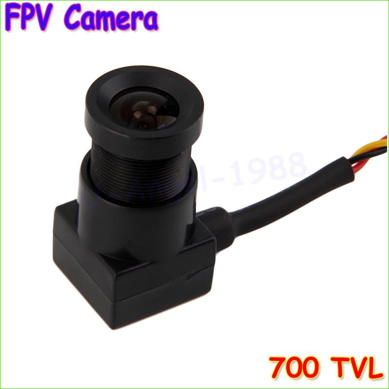 En gros 1 pcs Mini Grand Angle FPV Caméra 700 TVL 3.6mm NTSC/PAL Enregistrement pour Quadcopter