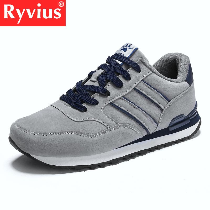 Ryvius Brand 2018 new Masculino four seasons breathable sports running shoes men fitness training sports shoes large size 38-45Ryvius Brand 2018 new Masculino four seasons breathable sports running shoes men fitness training sports shoes large size 38-45