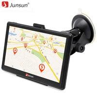 2015 New 7 Inch HD Car GPS Navigation Capacitive Screen Bluetooth AVIN FM 8GB 256M DDR