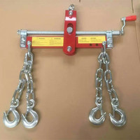 Car Repair Tools 2000LBS Heavy Duty Engine Hoist Load Leveler for Shop Crane Cherry Picker