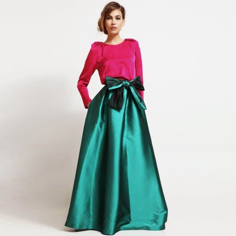 Popular Green Long Skirt-Buy Cheap Green Long Skirt lots from ...