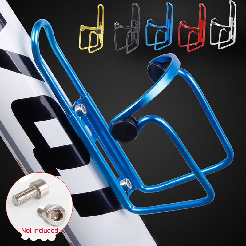 Aluminum Bracket Bicycle Cycling Bike Water Bottle Drink Holder Cage Outdoor