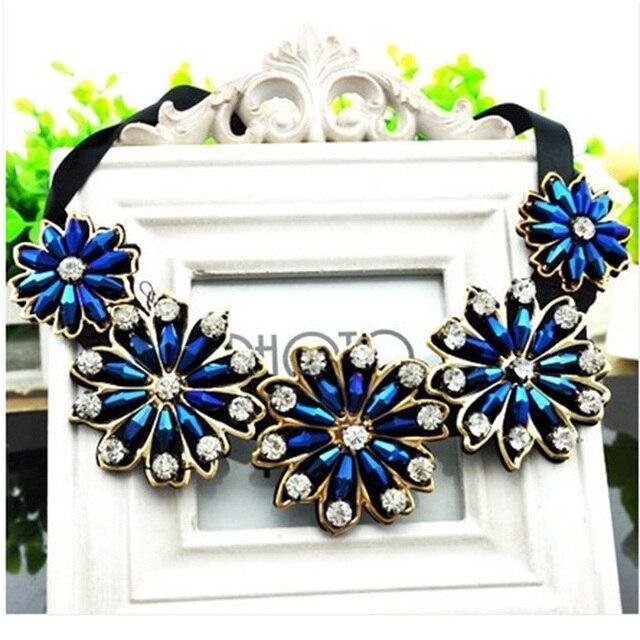 Women Black Choker Necklace Handmade Retro Burlesque Jewelry Woman GiftFashion Jewelry Handmade Collar Necklace Choker Necklace