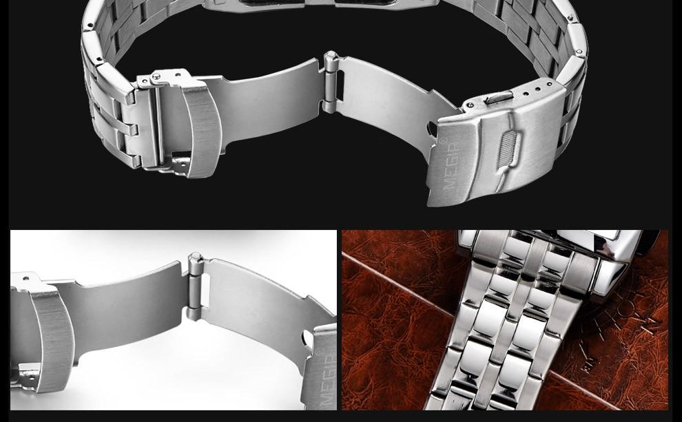 2018-En_14  MEGIR Males's Large Dial Luxurious Prime Model Quartz Wristwatches Artistic Enterprise Stainless Metal Sports activities Watches Males Relogio Masculino HTB1QNF8DuuSBuNjSsplq6ze8pXaV