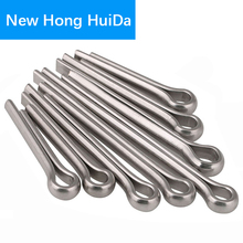 50pcs Hairpin Cotter Pin Dowel 304Stainless Steel M5X25/30/35/40/45/50/60mm