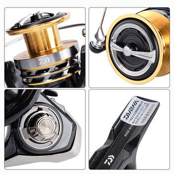 Best EXCELER LT Spinning Fishing Reel with No 1 in Ranking Fishing Reels 48df1abde761c99b90b086: 6