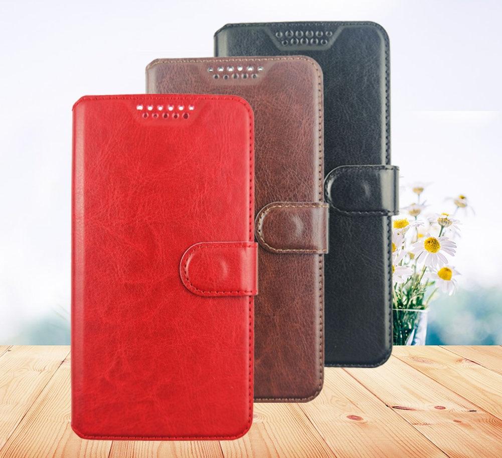 wholesale dealer 80e3c c57ca Good Value Luxury PU Leathe Wallet Flip Case For Micromax Q437 Q440 ...