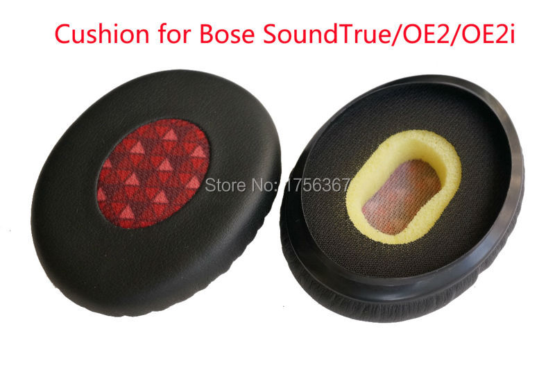 Us 16 0 Replace Ear Pad For Bose Soundtrue Oe2 Oe2i Headphones Earmuffes Cushion Original Ear Pads Authentic Earmuffs In Earphone Accessories From