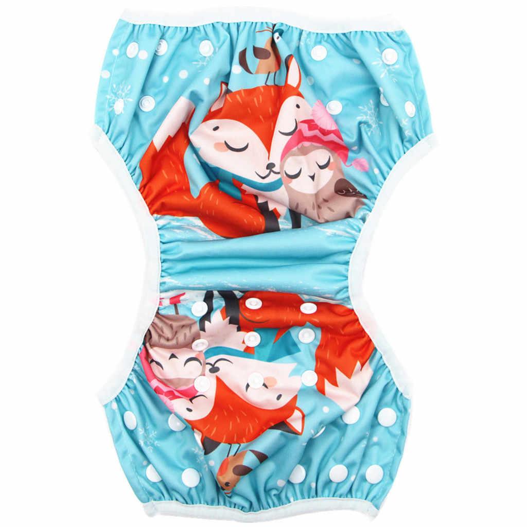 2020 yeni bebek yüzmek bezi su geçirmez ayarlanabilir bez bebek bezi havuzu pantolon yüzme bezi kapak kullanımlık yıkanabilir bebek bezleri