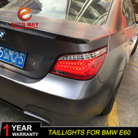 Car Styling Case for BMW E60 520 525 528 530 540 2004 2010 Taillights Tail lights LED taillight Tail Lamp Rear Lamp