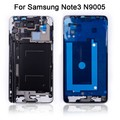 Первоначально Новая Передняя Корпус Середина Ближний Рамка Ободок Серебряный Замена Для Samsung Galaxy Note 3 N900V N9005 N900A Версия