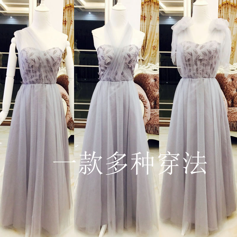 2017 New Bridesmaid Dresses Plus Size Stock Cheap Under 50 Sexy