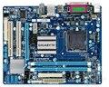 Frete grátis 100% original motherboard para integração de pequenas placas gigabyte ga-g41mt-d3 ddr3 lga775 desktop boards g41mt-d3
