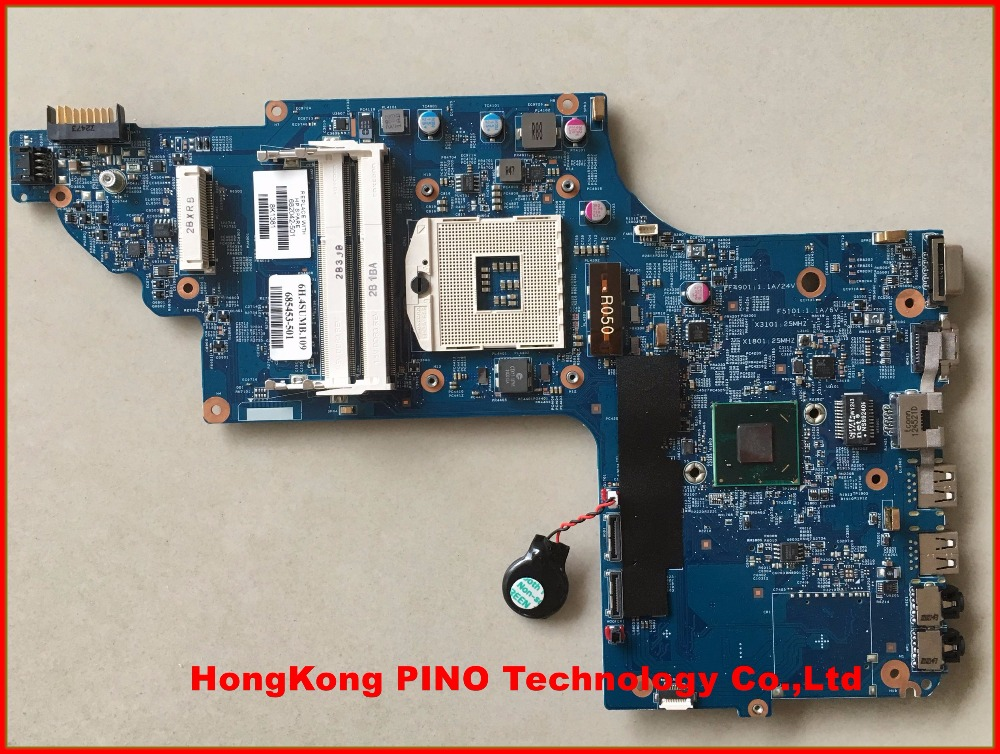 Подробнее о 682042-001 for HP M7-1000  DV7-7000 laptop motherboard HM77 chipset 48.4ST04.021 100% Tested 682043 001 682042 001 main board for hp pavilion m7 1000 dv7 7000 laptop motherboard hm77 gma hd ddr3 48 4st04 011