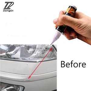 Image 1 - Zd 1 個車スタイリングvwパサートB5 B6 ポロゴルフ 4 5 シボレークルーズladaグランタram車の塗装の傷修理ペンツールカバー