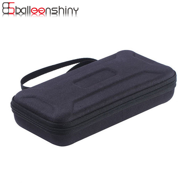 BalleenShiny Digital Calculator Storage Bag Travel Organizer Case For HDD Hard Disk USB Flash Drive Data Cable Gadget Bags