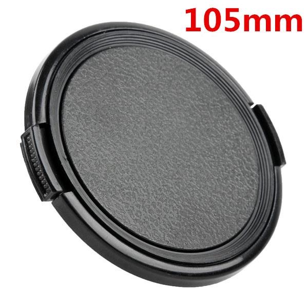 10 шт./лот 105 мм Камеры Крышка Объектива Защита Передняя Крышка Объектива для Sony Canon Nikon 105 мм DSLR Объектива бесплатная доставка